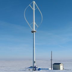 Airfoil Design for a Vertical Axis Wind Turbine