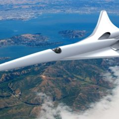 Supersonic Commercial Travel: the Past, the Present, and the Future