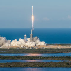 SpaceX relaunches a used rocket making history