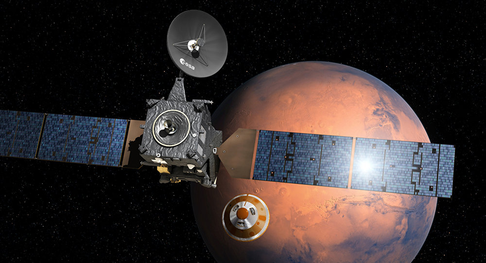 ExoMars: Journey of the Unknown