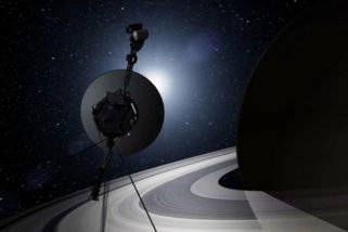 Revival of Voyager 1 after 37 years