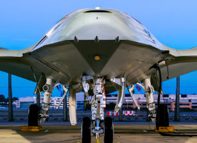 Boeing shows UAV which can Refuel Fighter Jets in Mid-Air