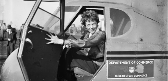 Amelia: A Look Back at the Pioneering Aviator.